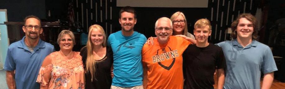 Praise Team for Faith Fellowship
